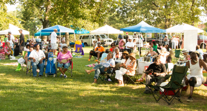 160706 Druid Hill Farmer Market Concert