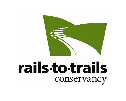 TAP Druid Hill partner Rails-to-Trails logo